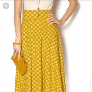 Effie's Heart Polka Dot Picnic Skirt